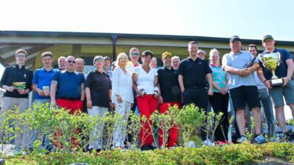 Limes Jugend Benefiz-Turnier auf dem Golfplatz Altenstadt. (Bild: GP Altenstadt)