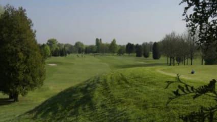 """Mit den ab 1. Januar 2019 geltenden Golfregeln wurden die bisherigen """"Wasserhindernisse"""" durch sogenannte """"Penalty Areas"""" ersetzt. (Bild: GC Baden-Hills)"""