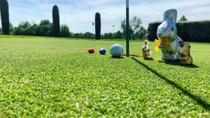 Am vergangenen Samstag begann beim GC Bensheim der viel beworbene Golf-Schnupperkurs für Kinder von 6-14 Jahren. (Bild: GC Bensheim)