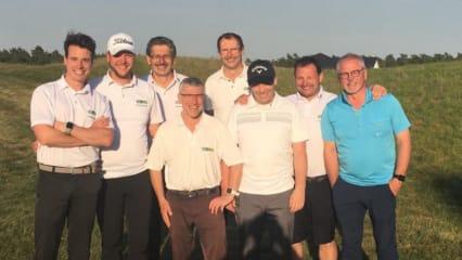Mannschaftsnews im Golfpark Schloss Wilkendorf. (Bild: Golfpark Schloss Wilkendorf)