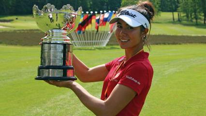 Sarina Schmidt mit Platzrekord zum IAM-Titel