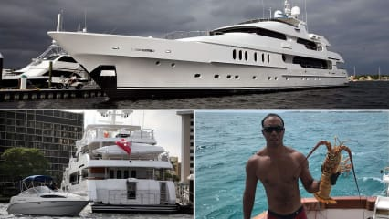 "Hier residiert Tiger Woods: Luxusyacht ""Privacy"" in Zahlen"