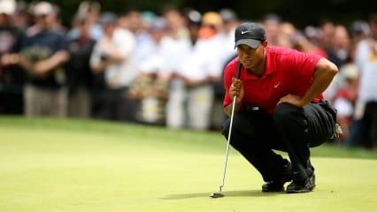 Tiger Woods verlost Bahamas-Urlaub und Privatunterricht. (Foto: Getty)