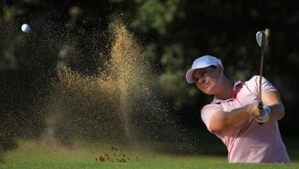 Caroline Masson verteidigt ihre Top-20-Platzierung mit solider dritten Runde. (Foto: Getty)