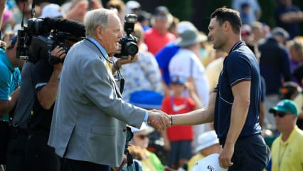 Jack Nicklaus zollt Martin Kaymer Respekt für seine Leistung beim Memorial Tournament (Foto: Getty)