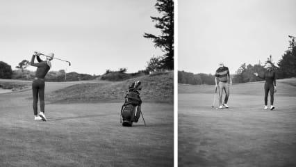 Was ein Uhrmacher mit einem Golfschuh zu tun hat... (Foto: Ecco Golf)