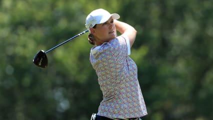 Caroline Masson bei der KPMG Women's PGA Championship 2019 der LPGA Tour. (Foto: Getty)