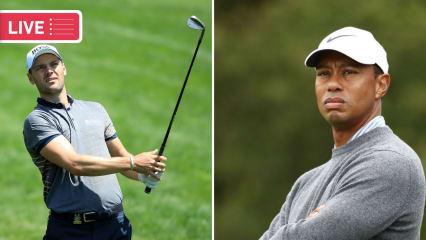 US Open 2019 Liveticker: Martin Kaymer und Tiger Woods auf der Runde
