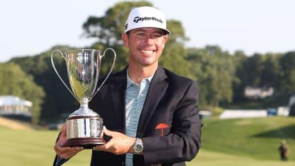 Chez Reavie gewinnt die Travelers Championship 2019 der PGA Tour. (Foto: Getty)