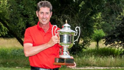 PGA of Germany Seniors Championship: Paul Archbold brilliert in Haus Bey
