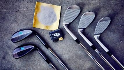 Spin bei Wedges - Spielerei oder notwendiger Faktor?