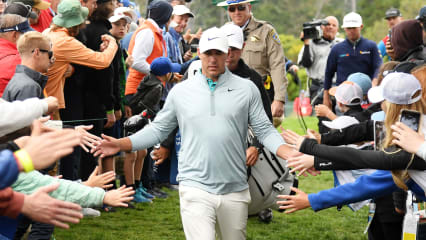 Brooks Koepka bei der US Open 2019 in Pebble Beach. (Foto: Getty)