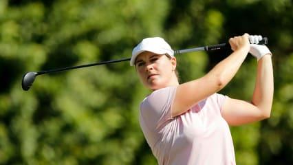 Caroline Masson ist aktuell die beste Deutsche der Women's PGA Championship. (Foto: Getty)