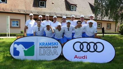 Deutsche Golf Liga: Stuttgarter Herren gewinnen zum dritten Mal in Folge