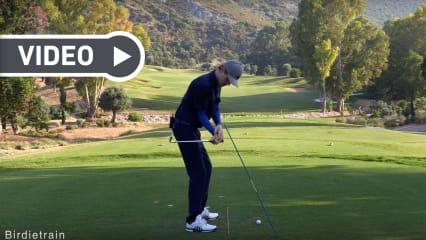 Golftraining mit Birdietrain: Die Top 3 Schwungfehler
