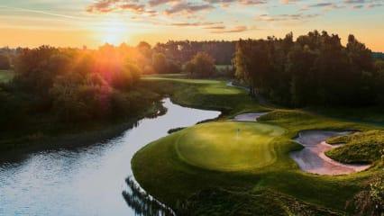 The Scandinavian - die Krone unter den dänischen Golfclubs