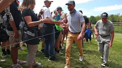 Justin Timberlake spielte bereits auf dem Pebble Beach Golf Links. (Foto: Getty)