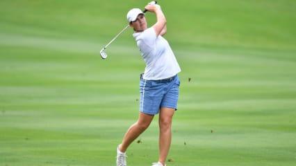 Caroline Masson verliert bei der Women's PGA Championship den Anschluss an die Spitzengruppe (Foto: Getty)