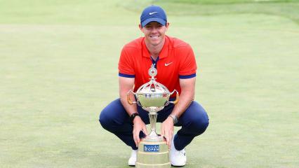 Rory McIlroy verpasst bei seinem Sieg der RBC Canadian Open nur knapp den Platzrekord. (Foto: Getty)
