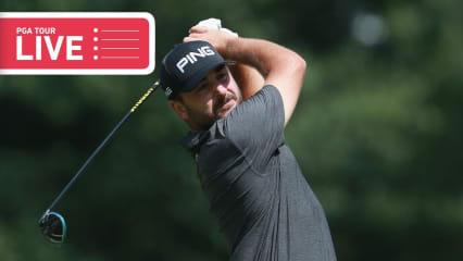 PGA Tour LIVE: Stephan Jäger geht auf die Runde