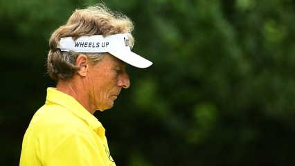 Bernhard Langer in den Top 10 nach zwei Runden. (Bildquelle: Getty)