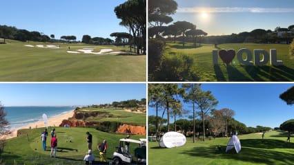 Die Algarve ist ein Paradies für Golfer. (Bildquelle: Hans Paukens)