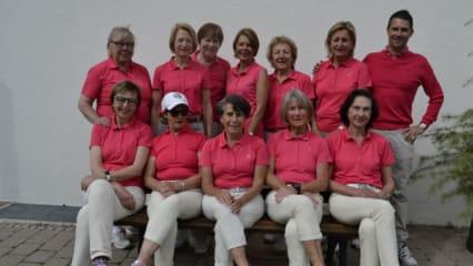 Die AK50 Damen belegen nur Platz vier. (Bildquelle: GC Reutlingen Sonnenbühl)