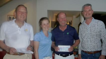 50-jähriges Jubiläum im Burgdorfer Golfclub. (Bildquelle: Burgdorfer Golfclub)
