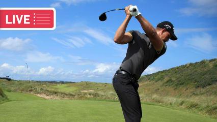 British Open 2019 LIVE: Champion Golfer of the Year 2016 Henrik Stenson startet