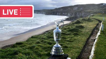 British Open 2019 LIVETICKER - Das große Finale in Royal Portrush