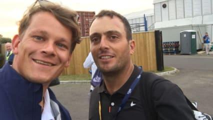 Golf Post ist live in Royal Portrush bei der British Open 2019. (Foto: Golf Post)