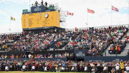 Jetzt schon Tickets für die British Open im nächsten Jahr sichern. (Bildquelle: Getty)