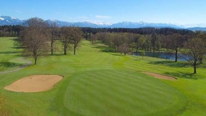 Ein außergewöhnliches Turnier: Drei Golfplätze an einem Tag!