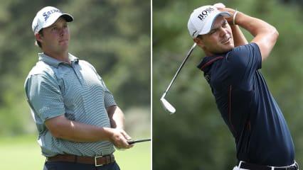 Sepp Straka (links) und Martin Kaymer beenden die Barracuda Championship der PGA Tour mit starken Runden. (Foto: Getty)