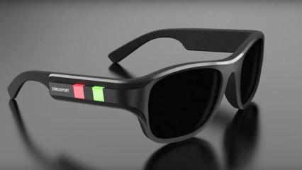 SensuSport will mit ihren SensuGlasses eine neue Art zu trainieren ermöglichen. (Foto: SensuSport)