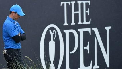 Rory raus - Die prominentesten Cut-Opfer der British Open 2019