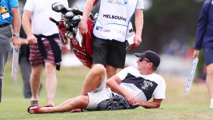 Für die meisten Golfer solle es entspannt zugehen auf dem Platz. (Foto: Getty)