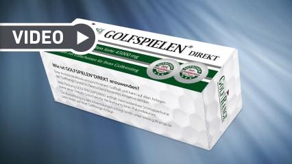 Laut GolfRange ist Golfspielen Direkt das beste Arzneimittel. (Foto: GolfRange)