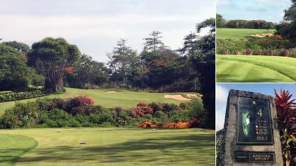 Der Bali National Golf Club ist ein Traum in bunten Farben. (Foto: Golf Post)