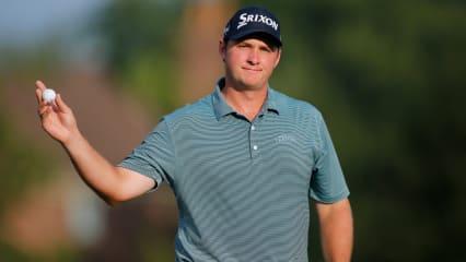 Sepp Straka freut sich über einen dritten Rang auf der PGA Tour. (Foto: Getty)