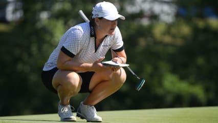 Caroline Masson kann bei der Marathon Classic auf der LPGA Tour überzeugen. (Foto: Getty)