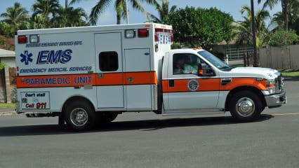 Das sechsjährige Mädchen wurde in eine Kinderklinik gebracht, starb dort aber kurze Zeit später. (Symbolbild, Foto: Getty)