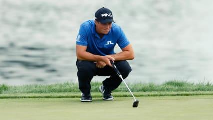 Audemars Piguet begrüsst Viktor Hovland im Golf Dreamteam