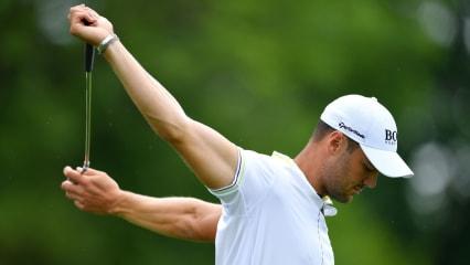 Martin Kaymer konnte sich die Tourkarte für die PGA Tour nicht aus eigener Kraft erspielen. (Bildquelle: Getty)