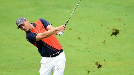 Martin Kaymer verliert den Kampf um die Tourkarte auf der PGA Tour bei der Wyndham Championship 2019. (Foto: Getty)