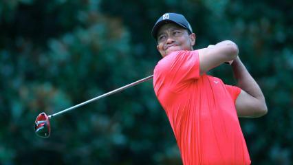 Tiger Woods tritt in den FedExCup Playoffs an. (Foto: Getty)