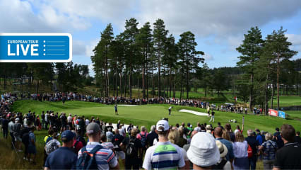 European Tour LIVE: Finaltag in Schweden