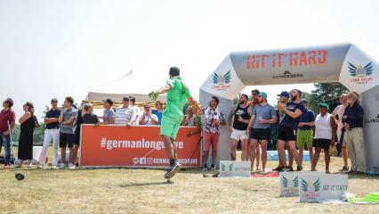 Die Longhitter tragen in Pulheim das Grand Final der German Long Drive Championship aus. (Bildquelle: Nicole Riederer)