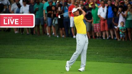 PGA Tour LIVE: Schießt sich Tiger Woods zur Tour Championship?