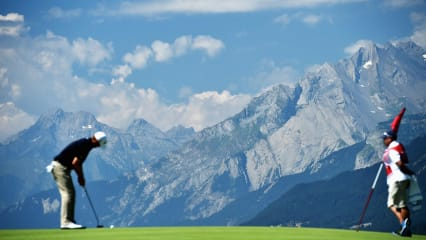 In diesem malerischen Ambiente kämpfen die Stars der European Tour in dieser Woche um den Titel. (Foto: Getty)